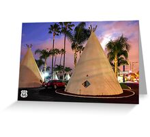 Route 66 #1 Greeting Card