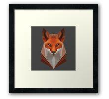 Fox it is! Framed Print