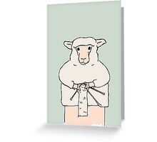 Purl Greeting Card
