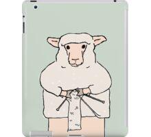 Purl iPad Case/Skin