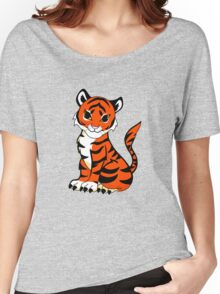 Baby Tiger Women's Relaxed Fit T-Shirt