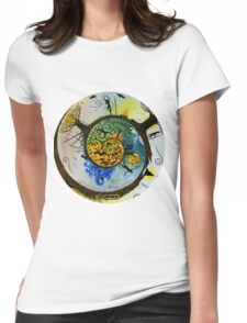 Our Journey Womens Fitted T-Shirt