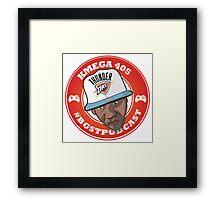 KMEGA 405 Framed Print