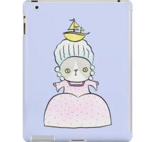 Marie Antoincatty iPad Case/Skin