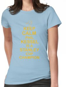 Phil Kessel Stanley Cup Champion Womens Fitted T-Shirt
