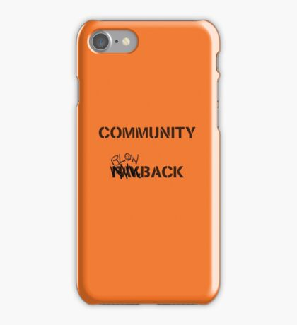 Misfits - Community Blowback iPhone Case/Skin