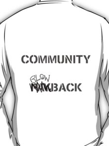 Misfits - Community Blowback T-Shirt