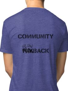 Misfits - Community Blowback Tri-blend T-Shirt
