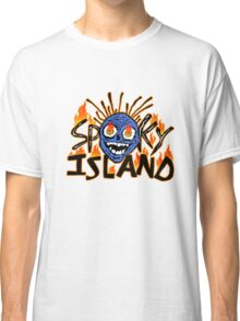 scary isle Classic T-Shirt
