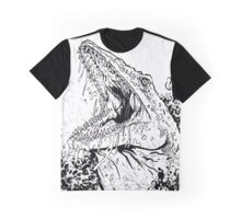 MOSASAUR Graphic T-Shirt