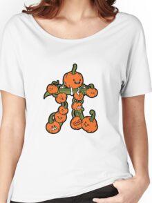 Pumpkin Pi Women's Relaxed Fit T-Shirt