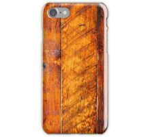 Wood case iPhone Case/Skin
