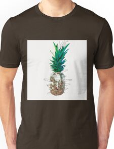 Pineapple design from graphic design class Unisex T-Shirt