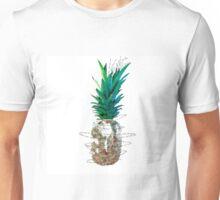 Pineapple design from graphic design class Unisex T-Shirt