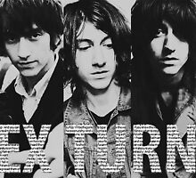 Alex Turner evolution by TheRoadIsLife51