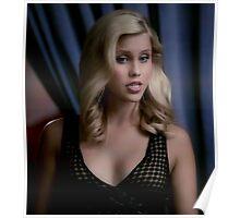 claire holt hot rebekah Poster
