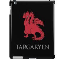 Game of Thrones - House Targaryen Sigil iPad Case/Skin