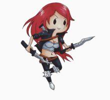 Chibi Katarina ( League of Legends) Kids Clothes