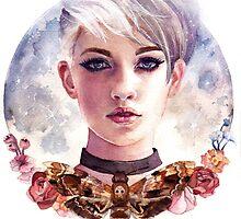 Moon Girl by Julia Blattman