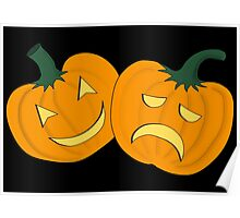 Trick or Treat (Theatrical Jack O' Lanterns) Poster