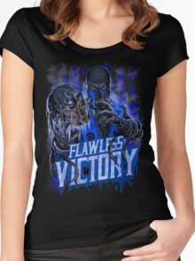 Sub-Zero Flawless Victory Women's Fitted Scoop T-Shirt