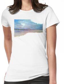 Port Douglas Beach, North Queensland Womens Fitted T-Shirt