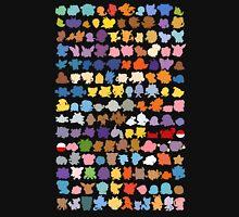 Minimalistic Pokemon Design 151 T-Shirt