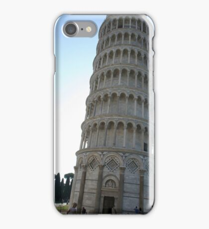 Leaning Tower iPhone Case/Skin