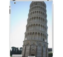 Leaning Tower iPad Case/Skin