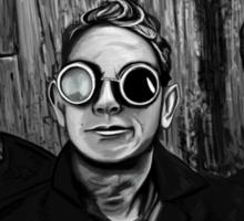 Depeche Mode : Fletch, Martin, Dave with welding glass Sticker