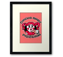 Circus Baby Pizzeria Framed Print
