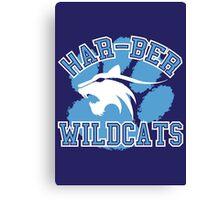 Wildcat Re-Design Canvas Print