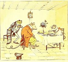 Mr. Toad and Co. by Vintagee