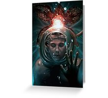 The Reflection Greeting Card