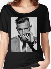 mc gregor Women's Relaxed Fit T-Shirt