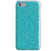 Aquaria Mermaid Fish Scales iPhone Case/Skin