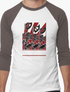 Dwarven Constructivism! Men's Baseball ¾ T-Shirt
