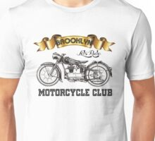 Brooklyn Motorcycle Unisex T-Shirt
