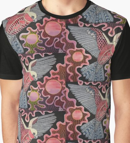Galah Yellagarn Graphic T-Shirt