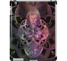 Zen color 2 - black iPad Case/Skin