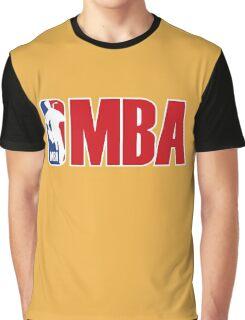 mba parody Graphic T-Shirt