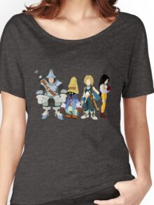 Final Fantasy IX Women's Relaxed Fit T-Shirt