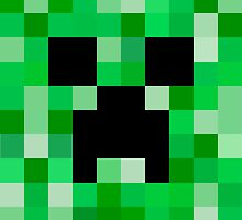 Minecraft Creeper by raddude