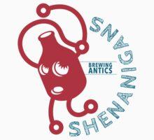 Shenaniman - Shenanigans Brewing Baby Tee