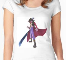 mihawk Women's Fitted Scoop T-Shirt