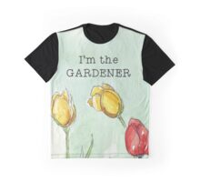 If I was a Tulip Graphic T-Shirt