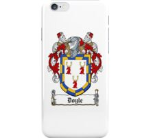 Doyle (Wicklow) iPhone Case/Skin