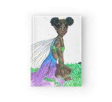 gold faerie Hardcover Journal