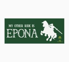 My Other Ride is Epona by PeterParkerPA