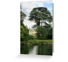 Langley House Greeting Card